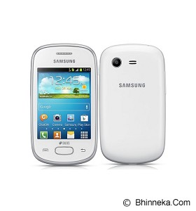 SAMSUNG Galaxy Star [S5282] - White - Smart Phone Android